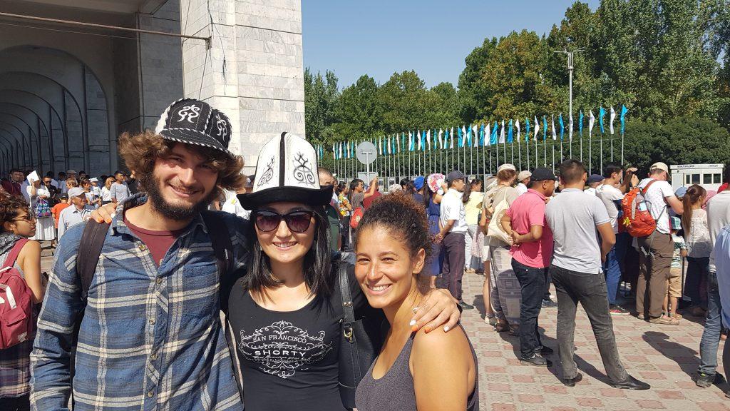Bishkek Walking Tour