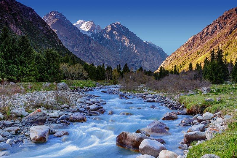 Ala Archa National Park Rivers