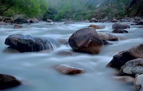 Alamedin River