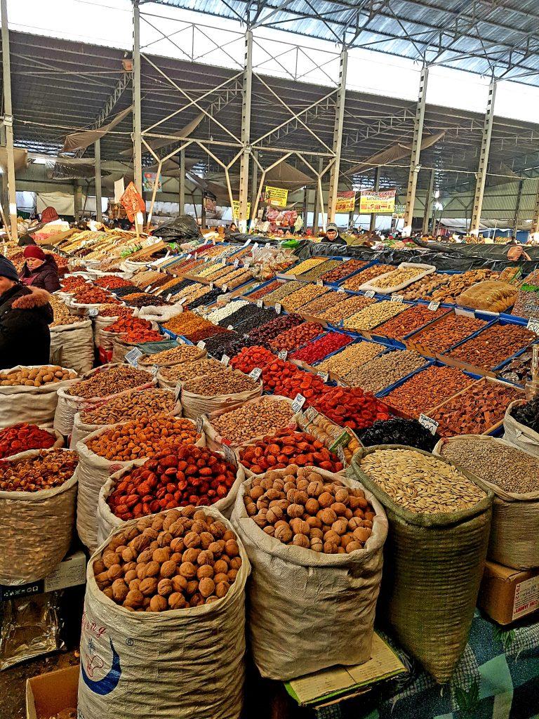 Osh Bazaar Spices