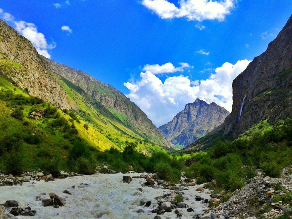 Belogorka Mountains