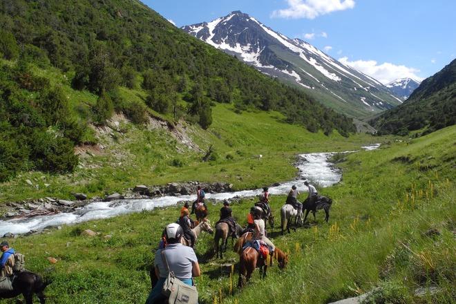 Eki Naryn Trek