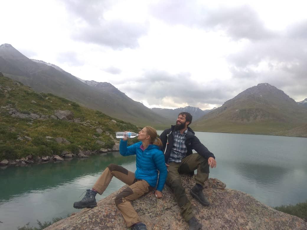 Lake Views Sary-Chelek