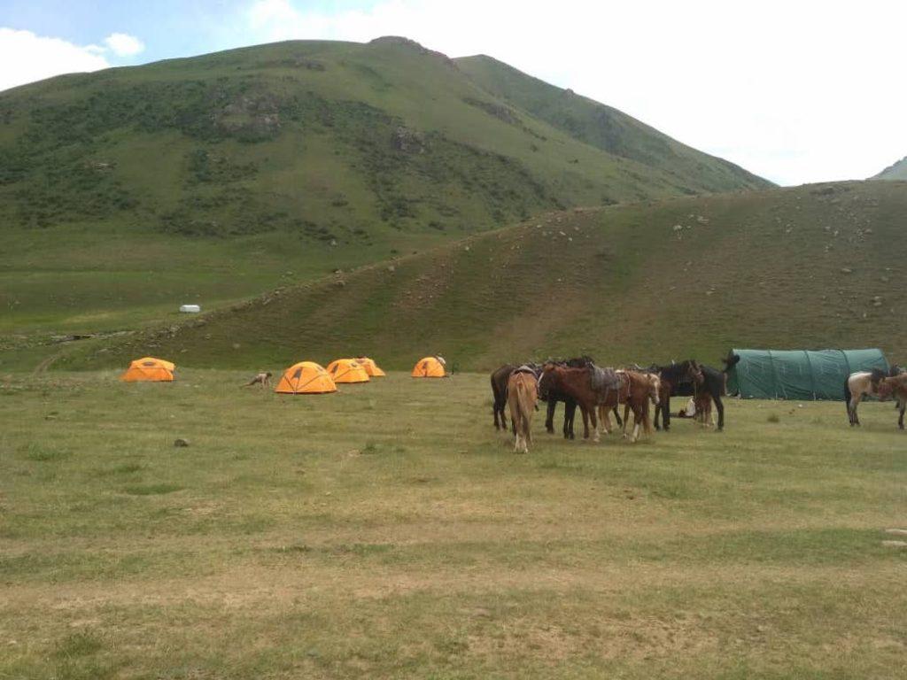 Shamshy to Songkol lake horseriding tour
