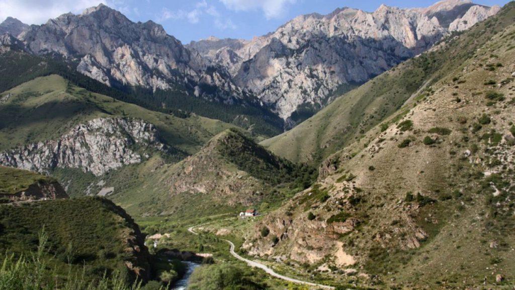 Kyrgyz Countryside