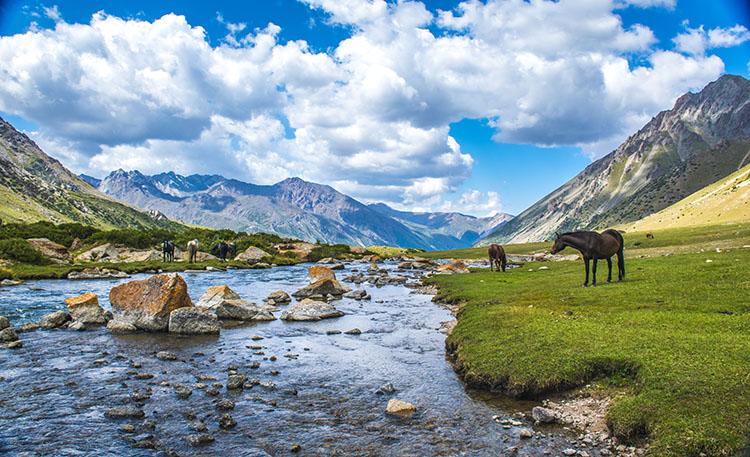 Besh Tash River