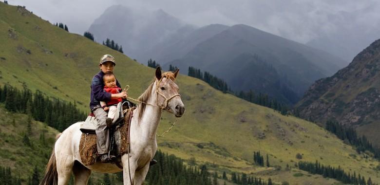 Kyrgyzstan on Horseback