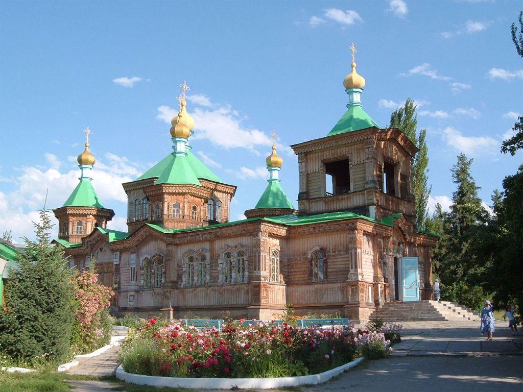 Church in Karakol