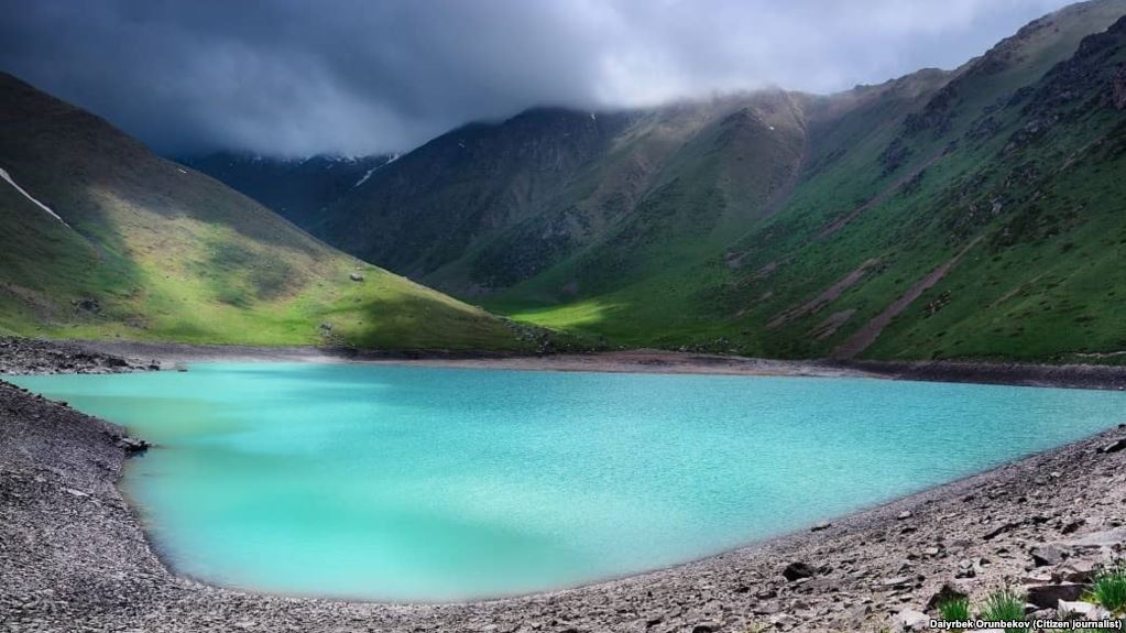 Kol-Tor Blue Lake