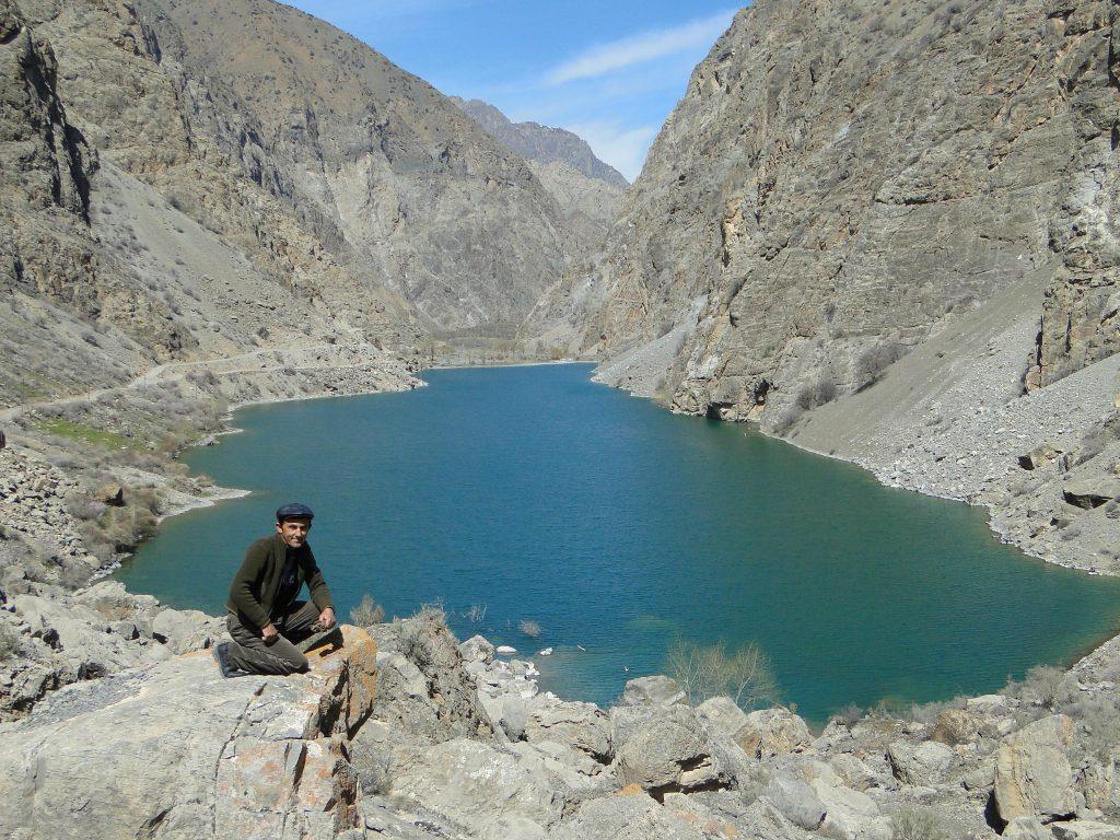 Lakes of Tajik