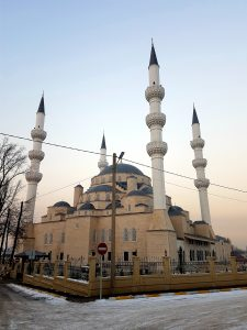 Central Mosque.