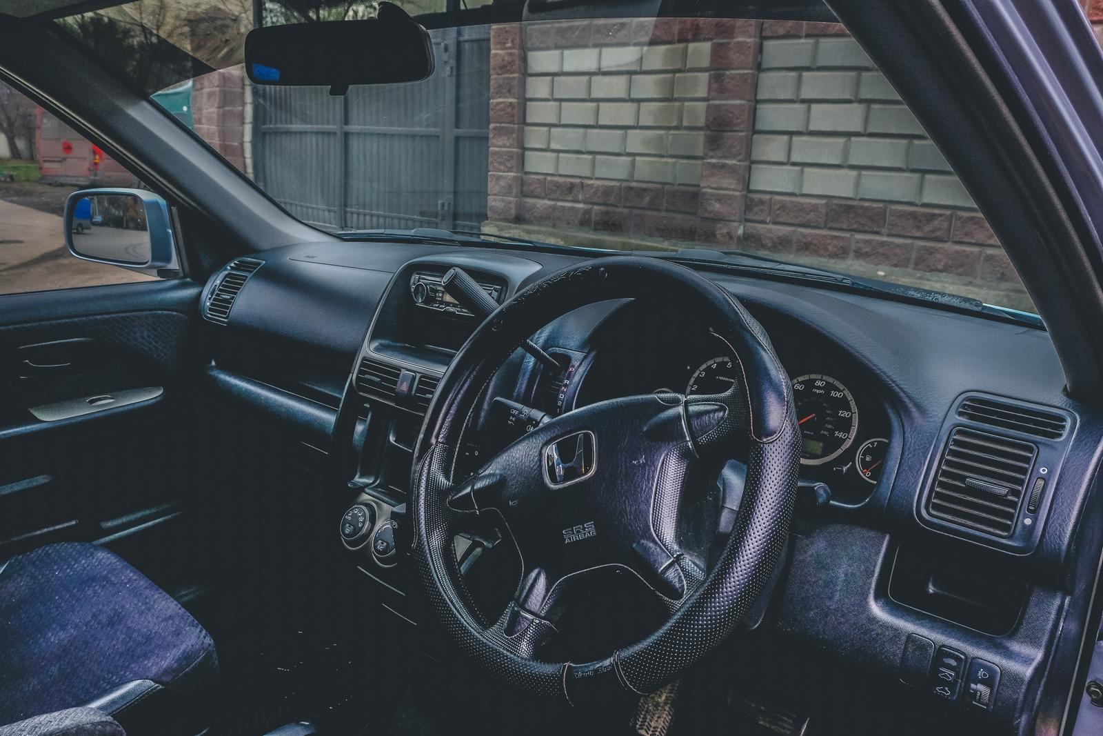 Honda CRV Driver side
