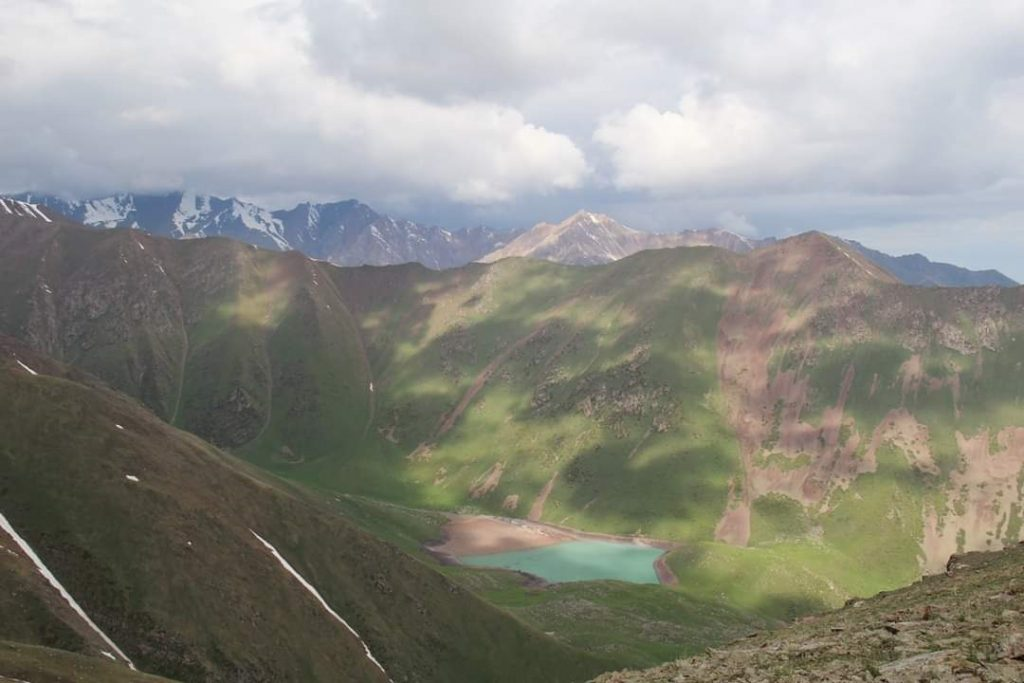 Kegeti valley